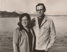 Ed and Joyce Hooley