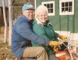Dave and Vera 1988